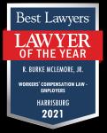 Best Lawyers 2021 R. Burke McLemore